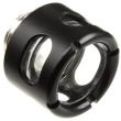 monsoon free center hardline fitting 16 13mm matt black photo