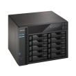 asustor as6210t profi 10 bay nas server home photo