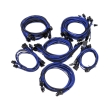 super flower sleeve cable kit pro black blue photo