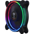 supercase fan rgb chameleon 120mm photo