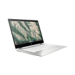 laptop hp chromebook x360 14b ca0550nd 14 fhd touch intel pentium n5030 8gb 128gb chrome os photo