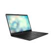 laptop hp 15 dw1018nq 156 hd intel n4020 4gb 256gb ssd free dos jet black photo