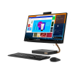 lenovo ideacentre aio 3 24imb05 238 fhd intel core i5 10400t 8gb 256gb ssd w10 business black photo