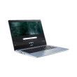 laptop acer chromebook 314 cb314 1ht c6xm 14 fhd intel n4000 4gb 64gb google chrome os photo