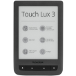 pocketbook touch lux 3 pb626 6 e ink carta hd ereader wi fi grey photo
