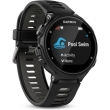 sportwatch garmin forerunner 735xt black grey photo
