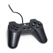 vinyson usb game controller for pc black photo