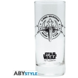 star wars glass x wing photo