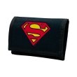 dc comics wallet superman navy photo