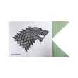 game of thrones flag stark 70x120cm photo