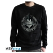 dragon ball sweat vintage vegeta men black l photo