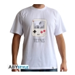 tetris t shirt gb cartoon homme mc white l photo