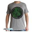 marvel tshirt hulk smash man ss sport grey l photo