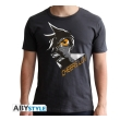 overwatch t shirt tracer man ss dark grey l photo