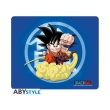 dragon ball mousepad db son goku magic cloud photo