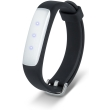 sportwatch forever smart bracelet sb 110 black silver photo