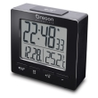 oregon scientific rm511 radio controlled alarm clock black photo