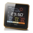 oregon scientific rar502s multi zone home climate control wireless weather station color lcd displa photo