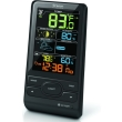 oregon scientific bar208s wireless weather station with humidity weather alert colour screen photo