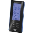 trevi me3108rc weather station with external sensor black photo