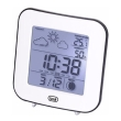 trevi me3106 alarm clock with meteostation white photo