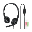 hama 53982 51616 headphones essential hs 300 black photo