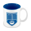 star wars resistance logo white blue ceramic mug sdtsdt89992 photo