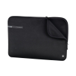 hama 101547 neoprene notebook sleeve up to 44 cm 173 black photo