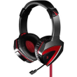 gaming earphone a4tech bloody g500 microphone black red photo