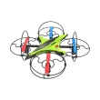 quad copter diyi d3 24g 5 channel with gyro green photo