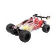 rc buggy land king 1 10 24g white red photo