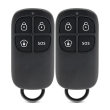 chuango rc 80 remote control 2 pcs in 1 box photo