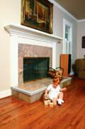 prostateytiko gia tzaki prince lionheart cushiony fireplace guard kafe 7tmx extra photo 1