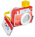 kamera me yfes fisher price crinkle camera mirror extra photo 3