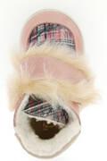 dermatina sneakers babywalker dusty pink roz eu 26 extra photo 3