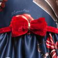 forema monnalisa abito derby 110930 0677 blue rubino mple kokkino 116ek 6 eton extra photo 2