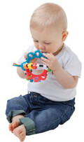 mpala odontofyas playgro explor a ball 6m  extra photo 2