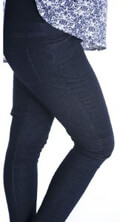 jeans panteloni steno egkymosynis omor mple xl extra photo 2