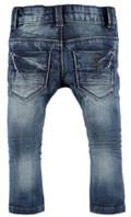 jeans panteloni babyface slim fit 7253 dirty denim 110ek 5 eton extra photo 1