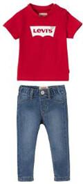 set t shirt jeans levi s nl36004 099 mple kokkino gift box 68ek 6 9 minon extra photo 2