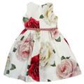 forema monnalisa abito bocci e rose 111908 1606 floral 104ek 4 eton extra photo 1