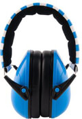 otoaspides alpine hearing protection muffy kid blue mple extra photo 1