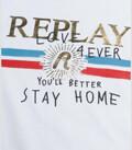 t shirt replay sg749105420994 001 leyko 116ek 6eton extra photo 3