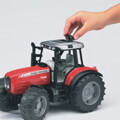 trakter massey ferguson 7480 extra photo 2