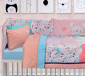 set sentonia baby smile line digital das home 6458 somon siel 120x160cm extra photo 1