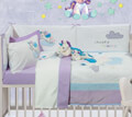 set sentonia loytrino dream line embroidery das home 6463 krem roz 120x170cm extra photo 1