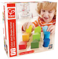 mathe kai taxinomise hape color and shape sorter 10 tmx extra photo 1