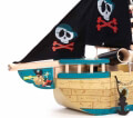 xylino peiratiko karabi le toy van jolly pirate ship tv341 extra photo 2
