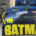 set paplomatothiki das home batman 5003 mple 2tmx bambaki 160x240cm extra photo 2