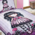 set sentonia mona das home kid santoro gorjuss sugar spice lila 160x260cm sx5018 extra photo 1